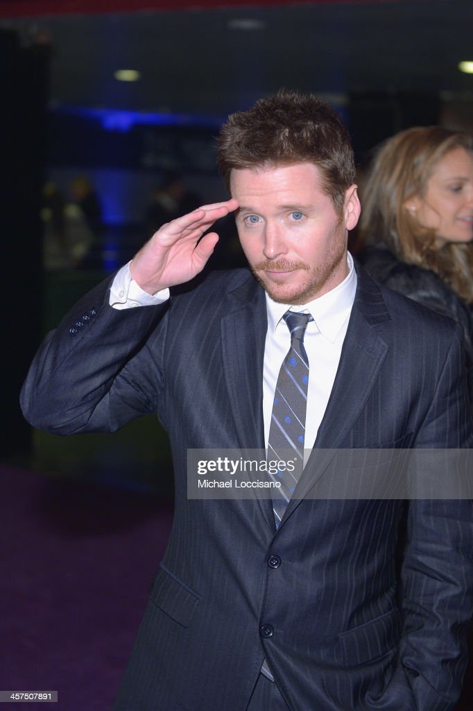 Actor <a gi-track='captionPersonalityLinkClicked' href=/galleries/search?phrase=Kevin+Connolly&family=editorial&specificpeople=206759 ng-click='$event.stopPropagation()'>Kevin Connolly</a> attends the 'The Wolf Of Wall Street' premiere after party at Roseland Ballroom on December 17, 2013 in New York City.