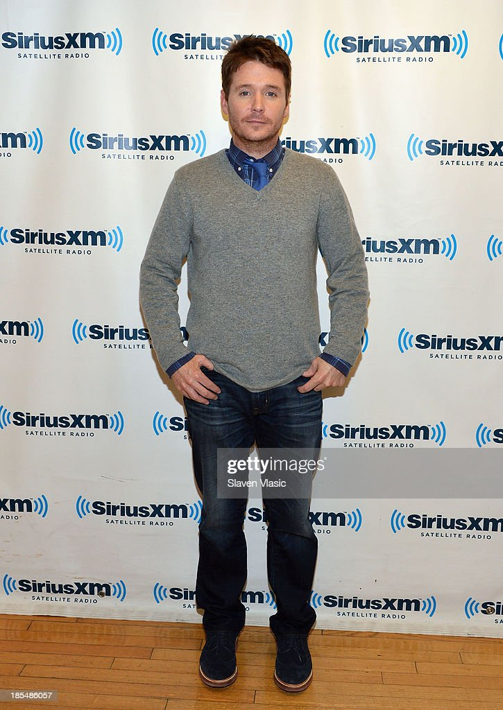 Actor <a gi-track='captionPersonalityLinkClicked' href=/galleries/search?phrase=Kevin+Connolly&family=editorial&specificpeople=206759 ng-click='$event.stopPropagation()'>Kevin Connolly</a> visits SiriusXM Studios on October 21, 2013 in New York City.