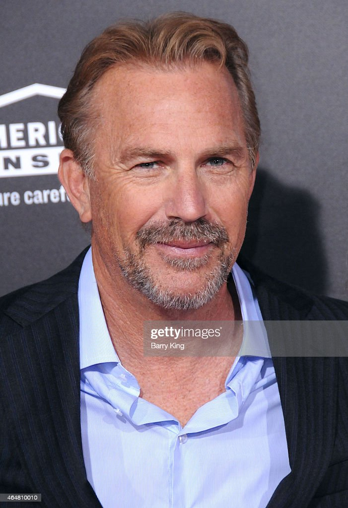 Actor <a gi-track='captionPersonalityLinkClicked' href=/galleries/search?phrase=Kevin+Costner&family=editorial&specificpeople=201719 ng-click='$event.stopPropagation()'>Kevin Costner</a> arrives at the world premiere of 'McFarland, USA' at the El Capitan Theatre on February 9, 2015 in Hollywood, California.