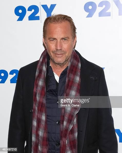 Actor Kevin Costner attends 92nd Street Y Presents 'Black or White' Preview Screening at 92nd Street Y on January 29 2015 in New York City