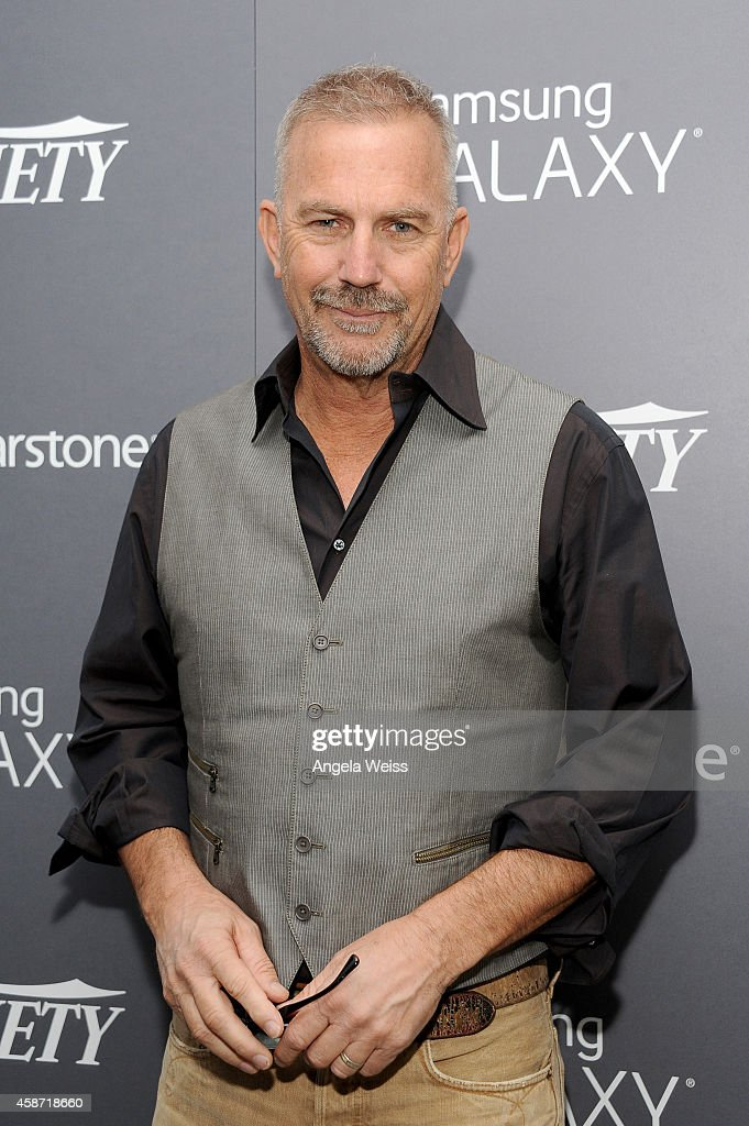 Actor <a gi-track='captionPersonalityLinkClicked' href=/galleries/search?phrase=Kevin+Costner&family=editorial&specificpeople=201719 ng-click='$event.stopPropagation()'>Kevin Costner</a> attends day two of Variety Studio: Actors On Actors presented by Samsung Galaxy on November 9, 2014 in Los Angeles, California.