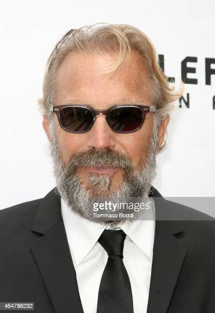 Actor Kevin Costner attends the 'Black And White' premiere during the 2014 Toronto International Film Festival at Roy Thomson Hall on September 6...