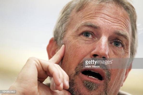 Actor Kevin Costner gives his testimony on the Department of Homeland Security's response to the BP Deepwater Horizon oil spill in the Gulf of Mexico...