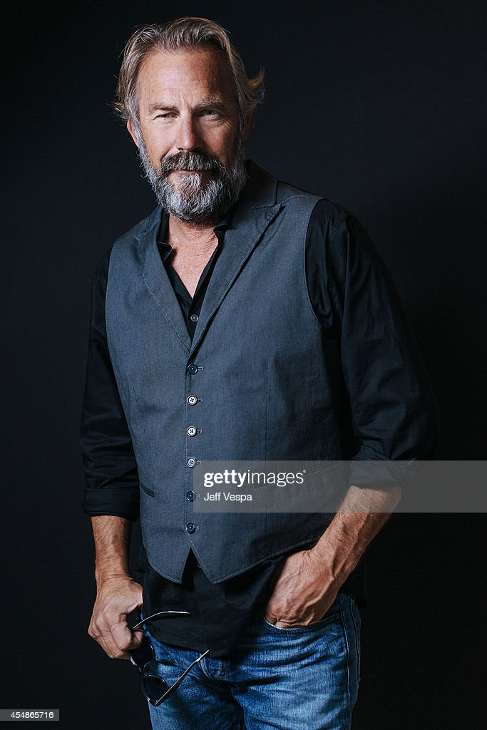 Actor <a gi-track='captionPersonalityLinkClicked' href=/galleries/search?phrase=Kevin+Costner&family=editorial&specificpeople=201719 ng-click='$event.stopPropagation()'>Kevin Costner</a> is photographed for a Portrait Session at the 2014 Toronto Film Festival on September 7, 2014 in Toronto, Ontario.