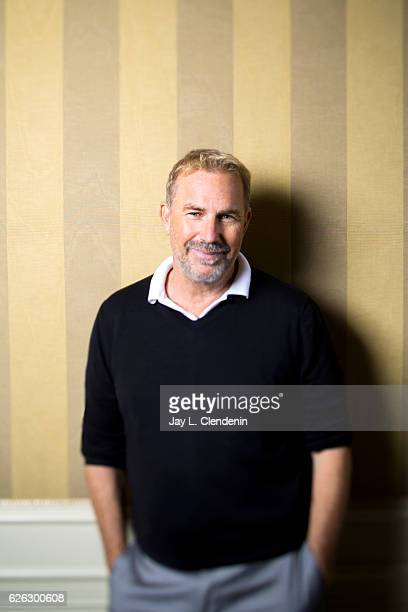 Actor Kevin Costner is photographed for Los Angeles Times on November 1 2016 in Los Angeles California PUBLISHED IMAGE CREDIT MUST READ Jay L...