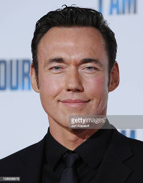 Actor Kevin Durand arrives at the Los Angeles Premiere 'I Am Number Four' at Mann's Village Theatre on February 9 2011 in Westwood California