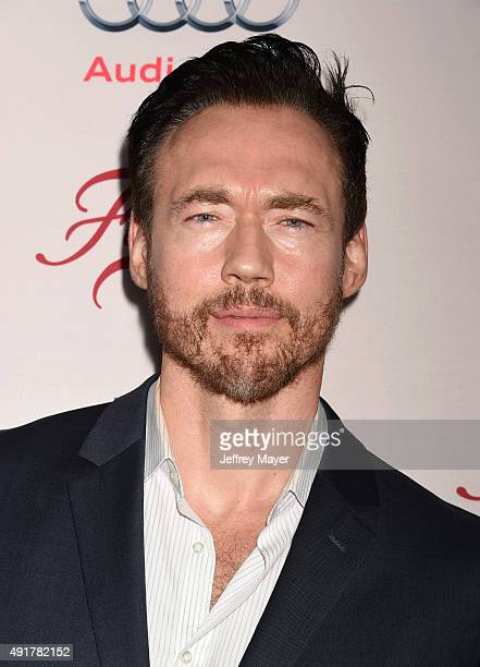 Actor Kevin Durand attends the premiere of FX's 'Fargo' Season 2 held at ArcLight Cinemas on October 7 2015 in Hollywood California