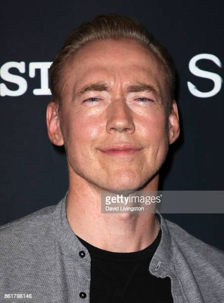 Actor Kevin Durand attends the premiere of 'Tragedy Girls' at the 2017 Screamfest Horror Film Festival at TCL Chinese 6 Theatres on October 15 2017...