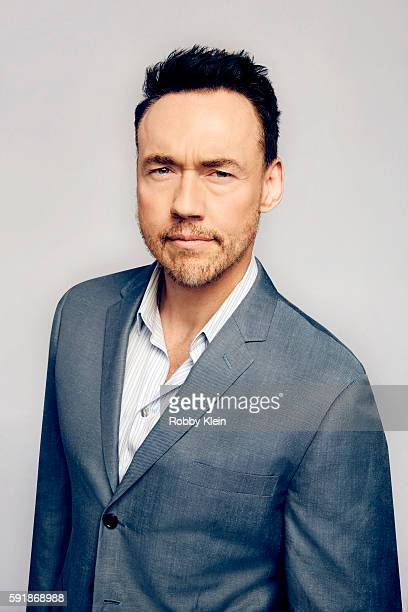 Actor Kevin Durand from FX's 'The Strain' poses for a portrait at the FOX Summer TCA Press Tour at Soho House on August 9 2016 in Los Angeles...