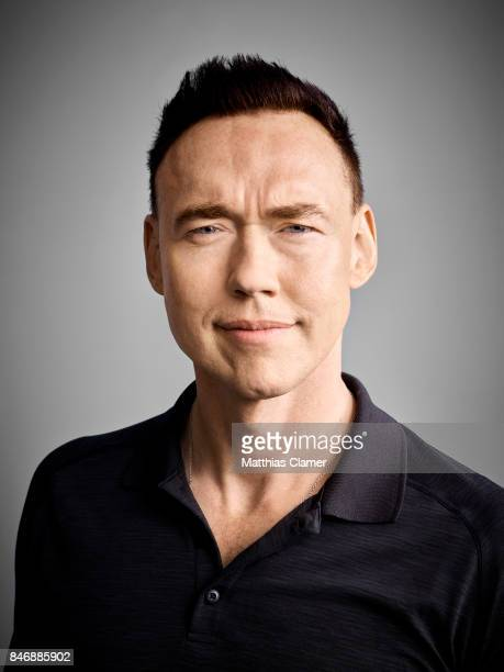 Actor Kevin Durand from 'The Strain' is photographed for Entertainment Weekly Magazine on July 21 2016 at Comic Con in the Hard Rock Hotel in San...