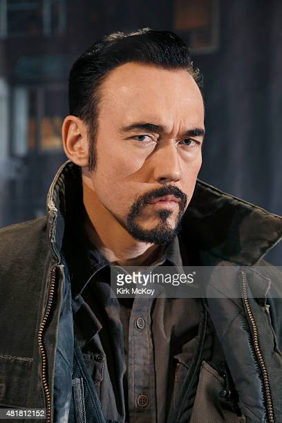 Actor Kevin Durand is photographed for Los Angeles Times on March 20 2014 in Los Angeles California PUBLISHED IMAGE CREDIT MUST BE Kirk McKoy/Los...