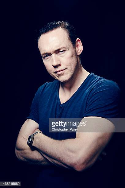 Actor Kevin Durand poses for a portrait session at the summer Television Critics Association for the FX network on July 21 2014 in Beverly Hills...
