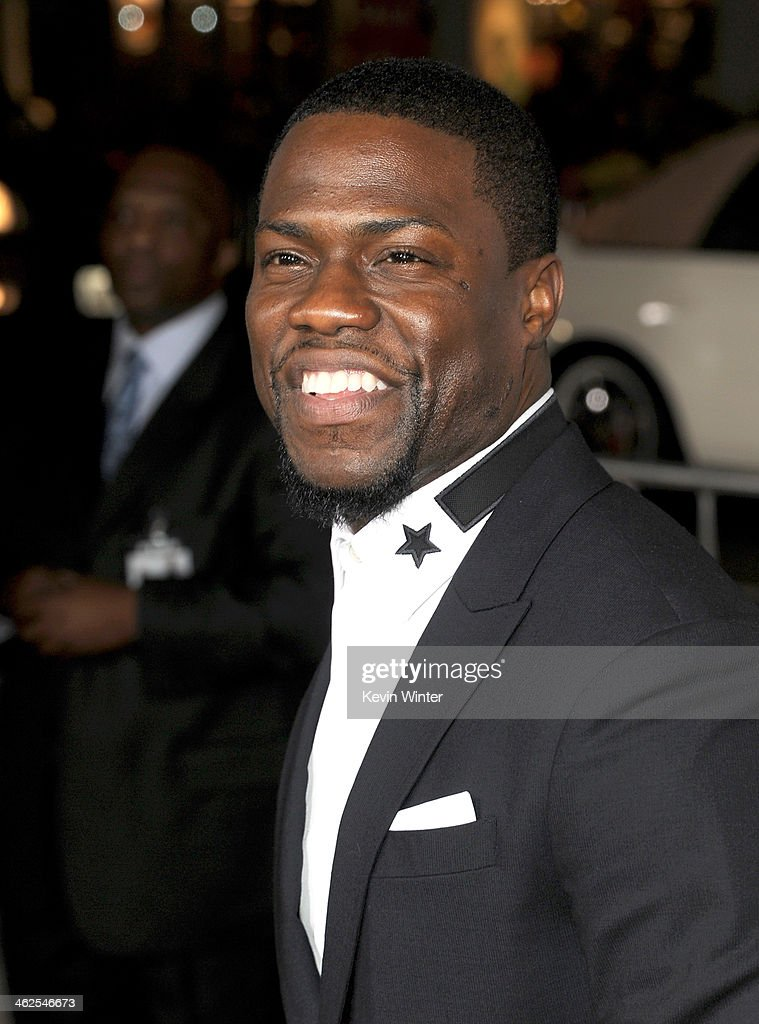 Actor <a gi-track='captionPersonalityLinkClicked' href=/galleries/search?phrase=Kevin+Hart+-+Actor&family=editorial&specificpeople=4538838 ng-click='$event.stopPropagation()'>Kevin Hart</a> attends the Premiere Of Universal Pictures' 'Ride Along' at TCL Chinese Theatre on January 13, 2014 in Hollywood, California.