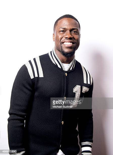 Actor Kevin Hart poses for a portrait for the film 'Get Hard' during 2015 SXSW Music Film Interactive Festival at the Paramount Theatre on March 15...