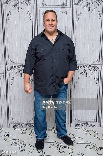 Actor Kevin James attends 'Kevin Can Wait' during AOL Build at AOL HQ on September 19 2016 in New York City