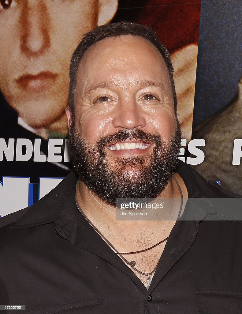 Actor Kevin James attends the 'Grown Ups 2' New York Premiere at AMC Lincoln Square Theater on July 10, 2013 in New York City.