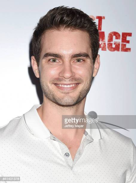 Actor Kevin Joy attends the Premiere Of Epic Pictures Releasings' 'Last Rampage' at ArcLight Cinemas on September 21 2017 in Hollywood California
