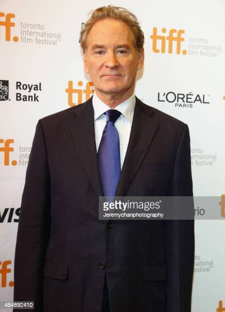 Actor Kevin Kline arrives at the 'My Old Lady' Premiere during the 2014 Toronto International Film Festival held at the Winter Garden Theatre on...