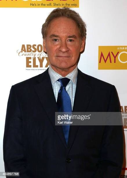 Actor Kevin Kline attends the 'My Old Lady' dinner hosted by Brassaii during the 2014 Toronto International Film Festival on September 7 2014 in...