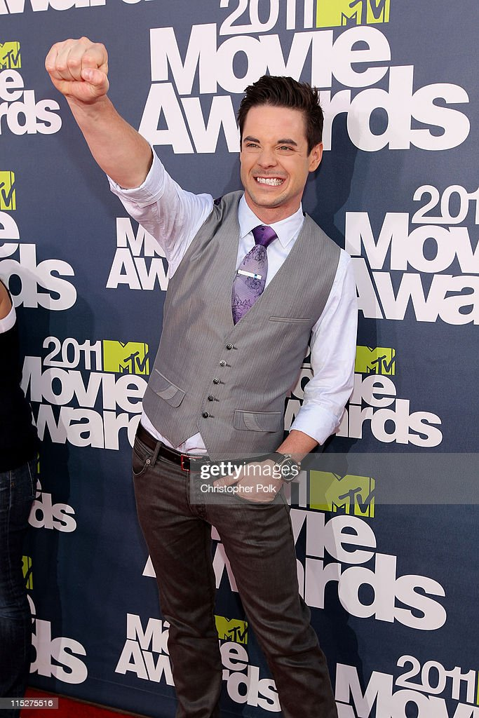 Actor Kevin Manno arrives at the 2011 MTV Movie Awards at Universal Studios' Gibson Amphitheatre on June 5, 2011 in Universal City, California.