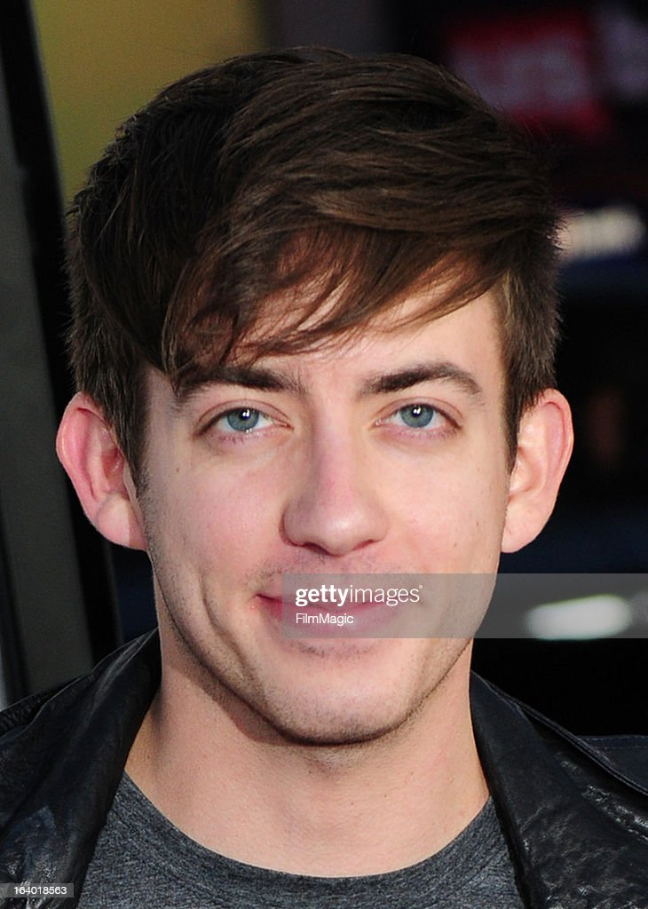 Actor Kevin McHale attends 'Game Of Thrones' Los Angeles premiere presented by HBO at TCL Chinese Theatre on March 18, 2013 in Hollywood, California.