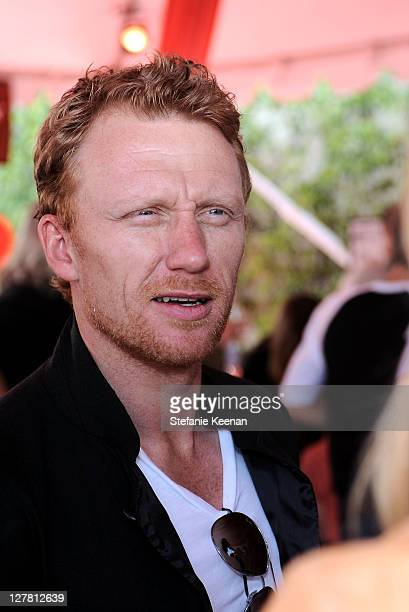 Actor Kevin McKidd attends John Varvatos 8th Annual Stuart House Benefit featuring KD Lang at John Varvatos Los Angeles on March 13 2011 in Los...