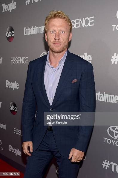 Actor Kevin McKidd attends the Celebration of ABC's TGIT Lineup presented by Toyota and cohosted by ABC and Time Inc's Entertainment Weekly Essence...
