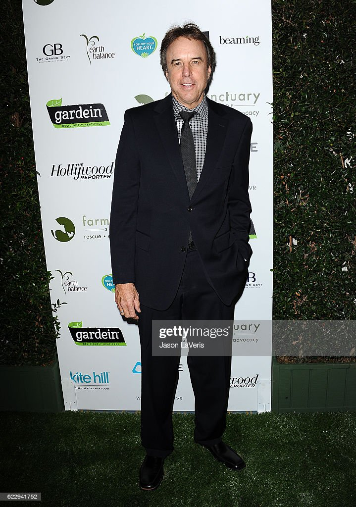 Actor Kevin Nealon attends Farm Sanctuary's 30th anniversary gala at the Beverly Wilshire Four Seasons Hotel on November 12, 2016 in Beverly Hills, California.