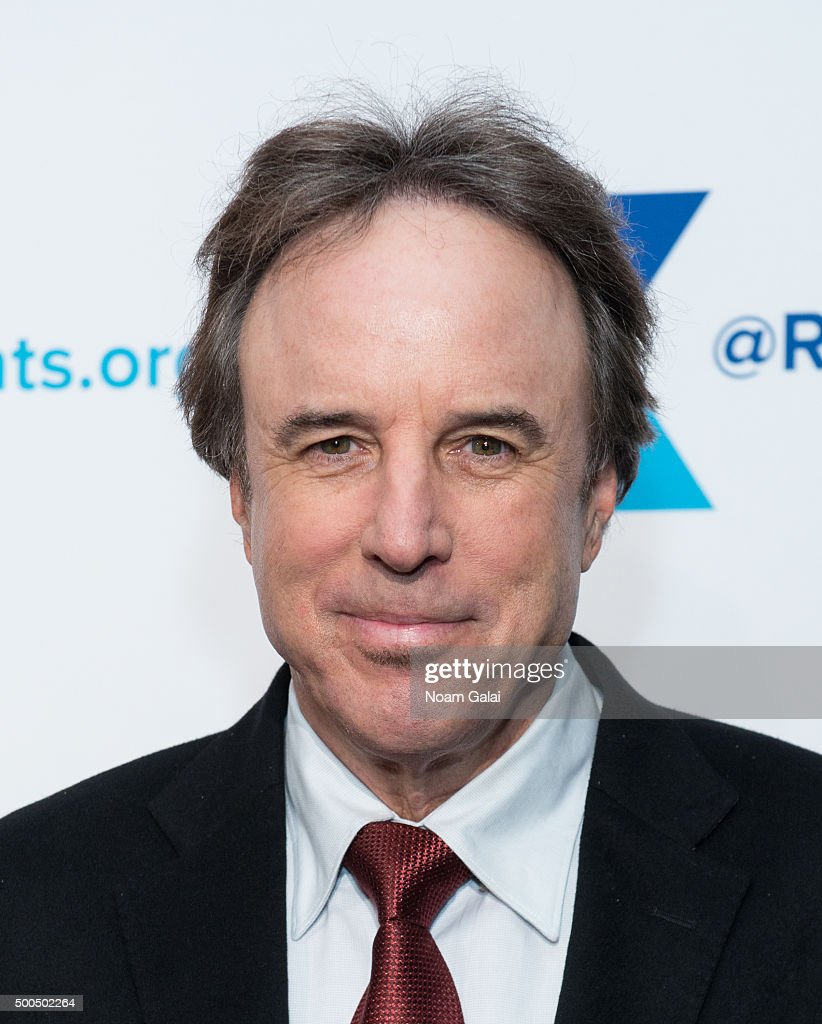 Actor Kevin Nealon attends the Robert F. Kennedy human rights 2015 Ripple of Hope awards at New York Hilton Midtown on December 8, 2015 in New York City.