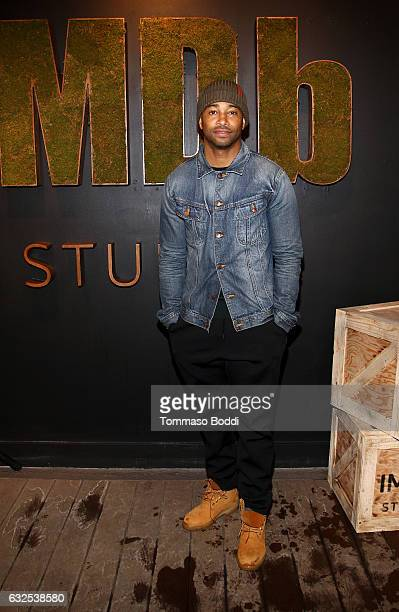 Actor Kevin Phillips attends the private 50th Birthday Party for IMDb's Col Needham Presented By Amazon Video Direct at the 2017 Sundance Film...