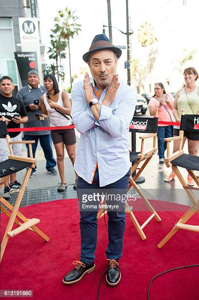 Actor Kevin Pollak attends 'Kevin Pollak and Brook Burns visit Hollywood Today Live' at W Hollywood on October 7 2016 in Hollywood California