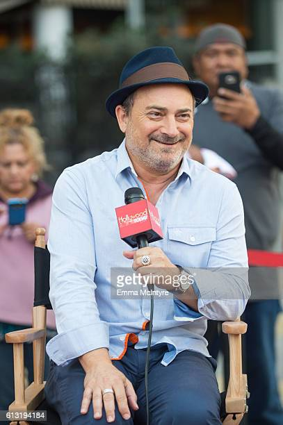 Actor Kevin Pollak attends 'Kevin Pollak and Brooke Burns visit Hollywood Today Live' at W Hollywood on October 7 2016 in Hollywood California