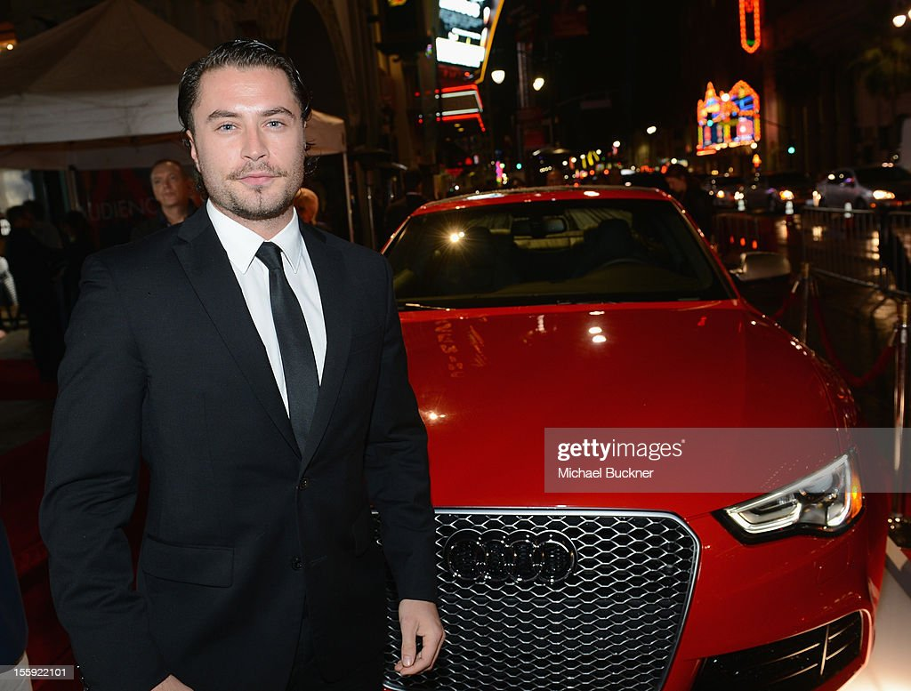 Actor Kevin Ryan arrives at the premiere of 'Lincoln' during the 2012 AFI Fest presented by Audi at Grauman's Chinese Theatre on November 8, 2012 in Hollywood, California.