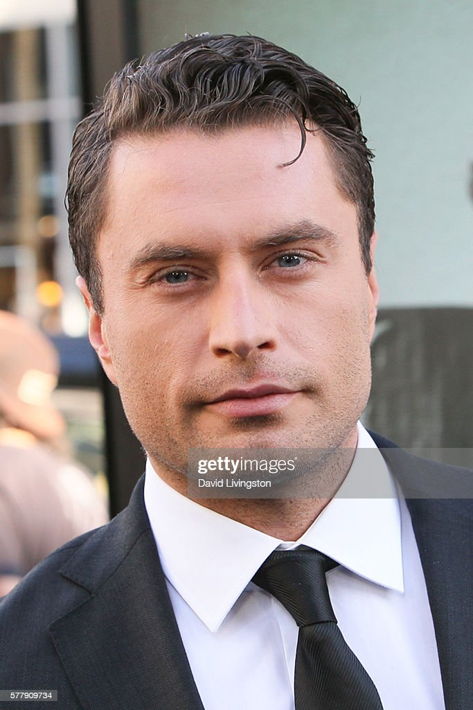 Actor Kevin Ryan arrives at the premiere of New Line Cinema's 'Lights Out' at the TCL Chinese Theatre on July 19 2016 in Hollywood California