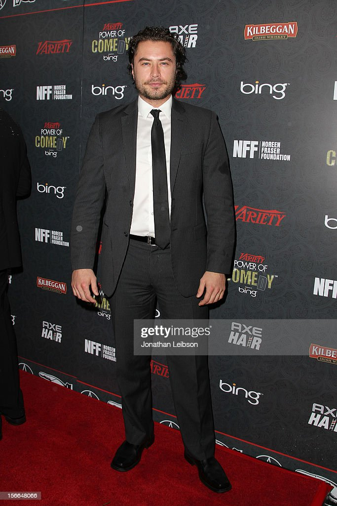 Actor Kevin Ryan arrives at Variety's 3rd annual Power of Comedy event presented by Bing benefiting the Noreen Fraser Foundation held at Avalon on November 17, 2012 in Hollywood, California.