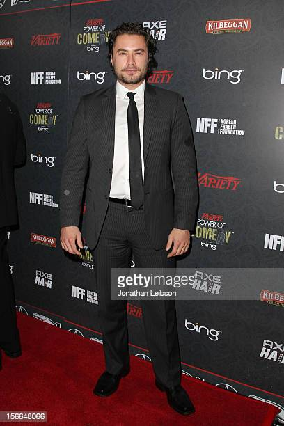 Actor Kevin Ryan arrives at Variety's 3rd annual Power of Comedy event presented by Bing benefiting the Noreen Fraser Foundation held at Avalon on...