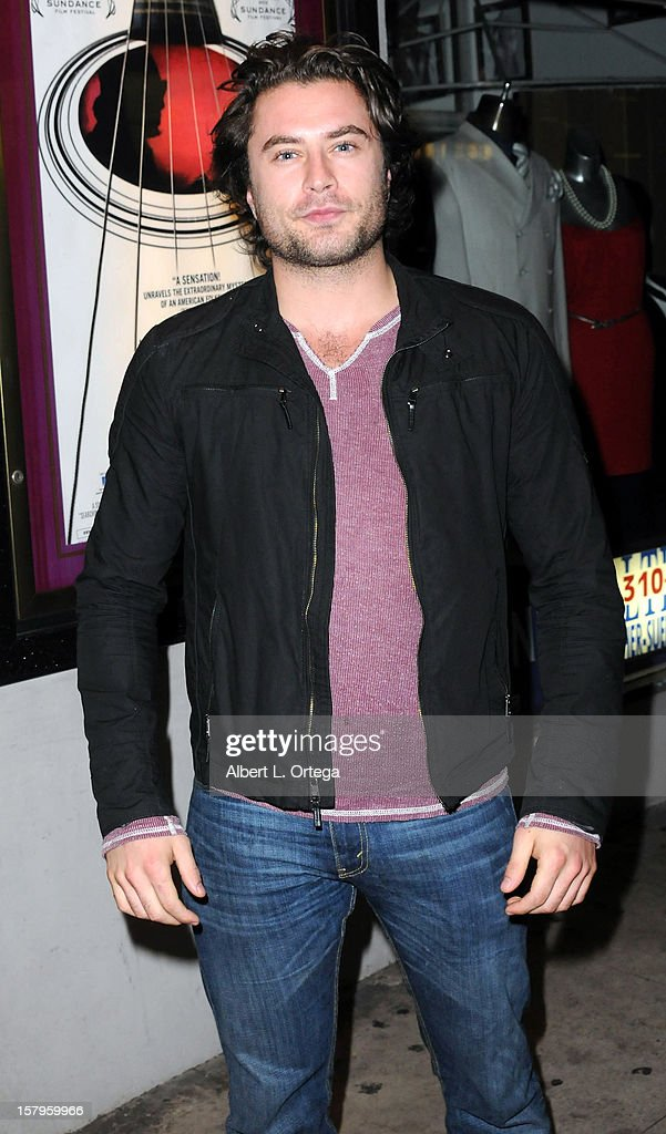 Actor Kevin Ryan arrives for the Screening Of 'Bad Kids Go To Hell' held at Laemmle Music Hall Theater on December 7, 2012 in Beverly Hills, California.