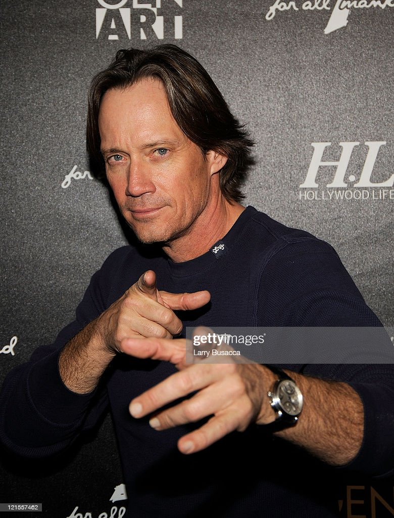 Actor Kevin Sorbo at 7 For All Mankind and Gen Art Celebrate 7 Fresh Faces in Film at the Hollywood Life House on January 16, 2009 in Park City, Utah.