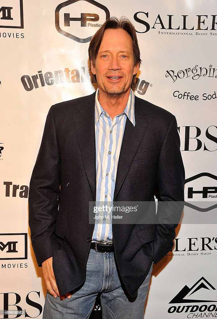 Actor <a gi-track='captionPersonalityLinkClicked' href=/galleries/search?phrase=Kevin+Sorbo&family=editorial&specificpeople=242913 ng-click='$event.stopPropagation()'>Kevin Sorbo</a> attends the 2nd annual Borgnine Movie Star Gala honoring actor Joe Mantegna at the Sportman's Lodge on February 1, 2014 in Studio City, California.