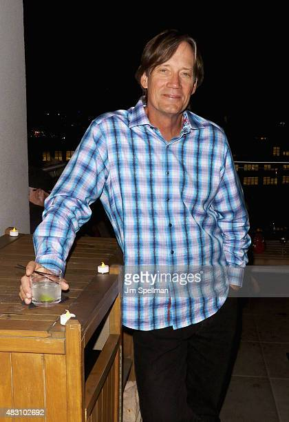 Actor Kevin Sorbo attends the after party for the screening of Sony Pictures Classics 'The Diary Of A Teenage Girl' hosed by The Cinema Society at...
