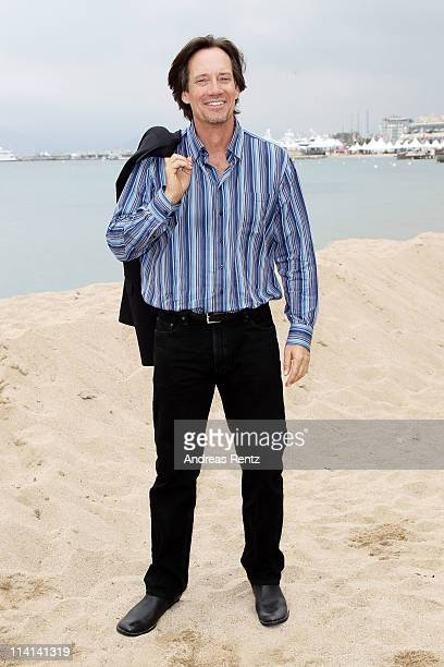 Actor Kevin Sorbo attends the 'Soul Surfer' photocall at Nikki Beach during the 64th Cannes Film Festival on May 13 2011 in Cannes France