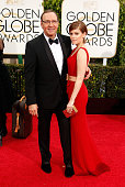 Actor Kevin Spacey and actress Kate Mara attends the 72nd Annual Golden Globe Awards at The Beverly Hilton Hotel on January 11 2015 in Beverly Hills...