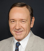 Actor Kevin Spacey arrives at the 'House Of Cards' Season 2 special screening at Directors Guild Of America on February 13 2014 in Los Angeles...
