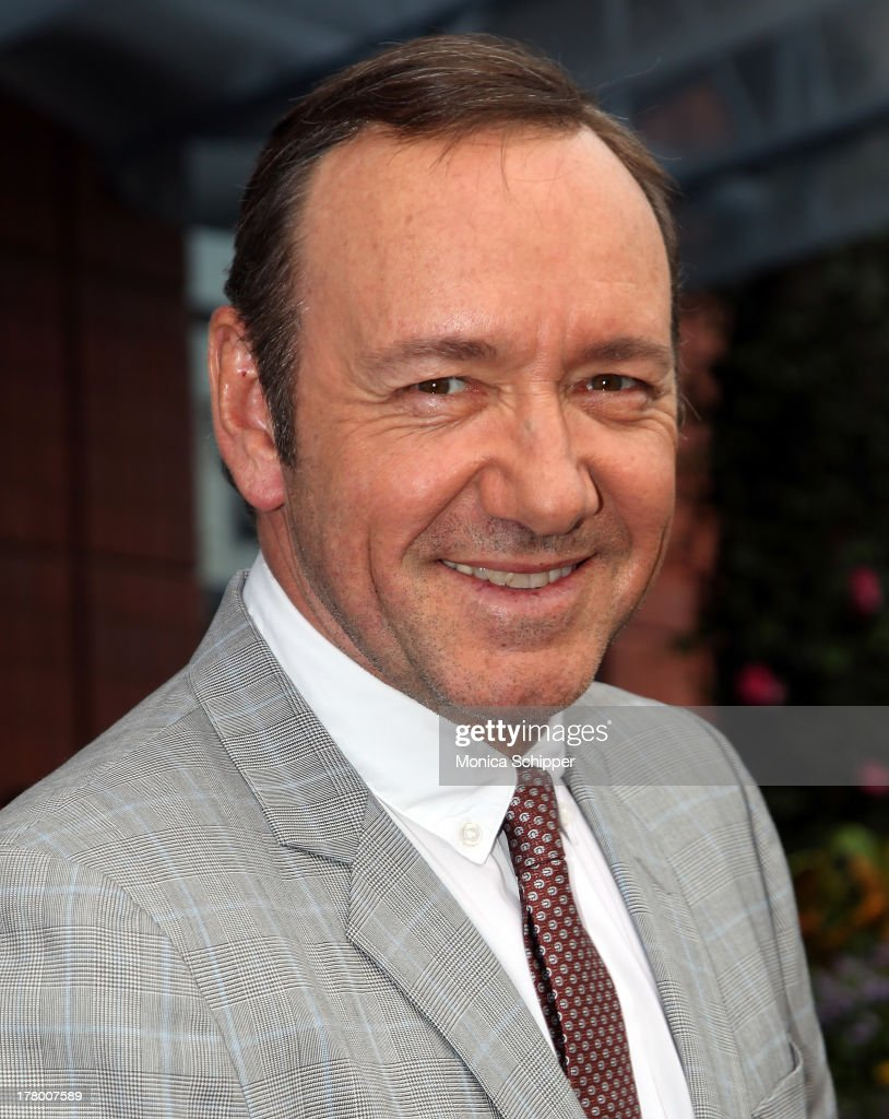 Actor <a gi-track='captionPersonalityLinkClicked' href=/galleries/search?phrase=Kevin+Spacey&family=editorial&specificpeople=202091 ng-click='$event.stopPropagation()'>Kevin Spacey</a> attends the 13th Annual USTA Serves Opening Night Gala at USTA Billie Jean King National Tennis Center on August 26, 2013 in New York City.