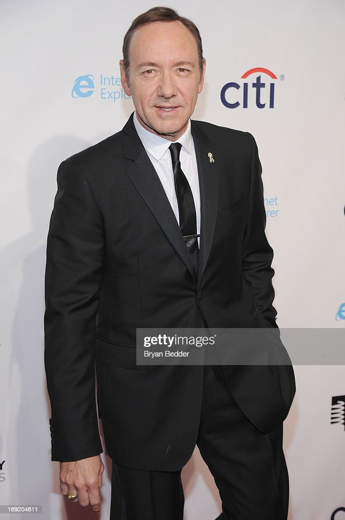 Actor <a gi-track='captionPersonalityLinkClicked' href=/galleries/search?phrase=Kevin+Spacey&family=editorial&specificpeople=202091 ng-click='$event.stopPropagation()'>Kevin Spacey</a> attends the 17th Annual Webby Awards at Cipriani Wall Street on May 21, 2013 in New York City.