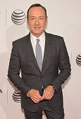 Actor Kevin Spacey attends Tribeca Talks After The Movie 'NOW In the Wings On A World Stage' during the 2014 Tribeca Film Festival at BMCC Tribeca...