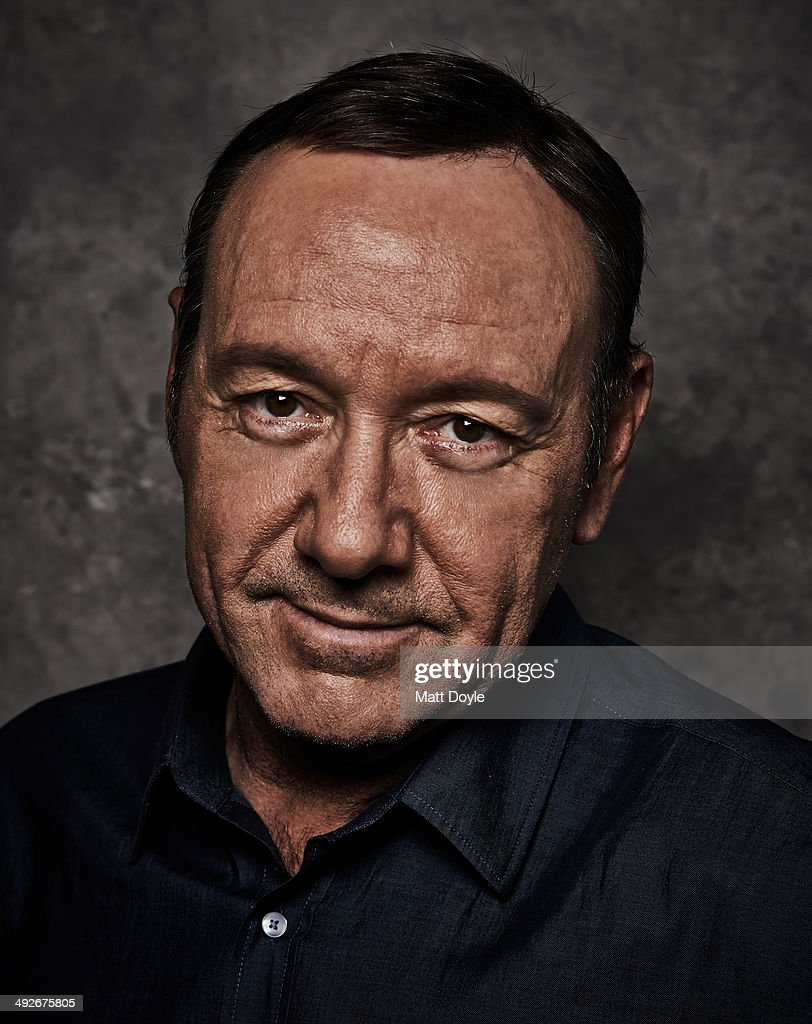 Kevin Spacey, Back Stage, May 7, 2014