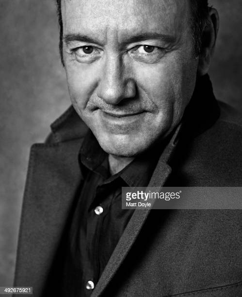 Actor Kevin Spacey is photographed for Back Stage on April 22 in New York City PUBLISHED IMAGE