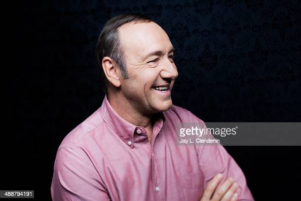 Actor Kevin Spacey is photographed for Los Angeles Times on April 29 2014 in Beverly Hills California PUBLISHED IMAGE CREDIT MUST READ Jay L...