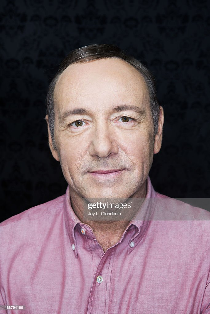 Actor <a gi-track='captionPersonalityLinkClicked' href=/galleries/search?phrase=Kevin+Spacey&family=editorial&specificpeople=202091 ng-click='$event.stopPropagation()'>Kevin Spacey</a> is photographed for Los Angeles Times on April 29, 2014 in Beverly Hills, California. PUBLISHED IMAGE.